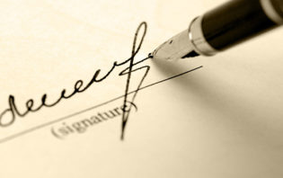 Family Handbook Signature Page